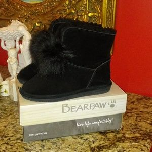 1016 BearPaw Libby Boots